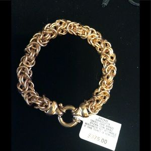 Byzantine bracelet. New with tags.